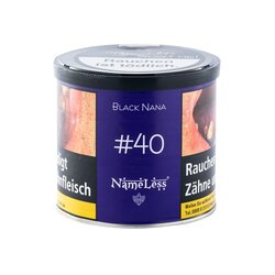 NameLess Tobacco - #40 Black Nana 200g